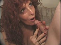 Hot Mature Redhead Cougar