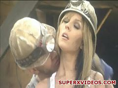Kirsten Price working girl having good sex outdoor